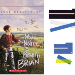 My Name Is Brain Brian-Book & Tools