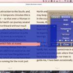 Reading Focus Cards DESKTOP App (Mac version)