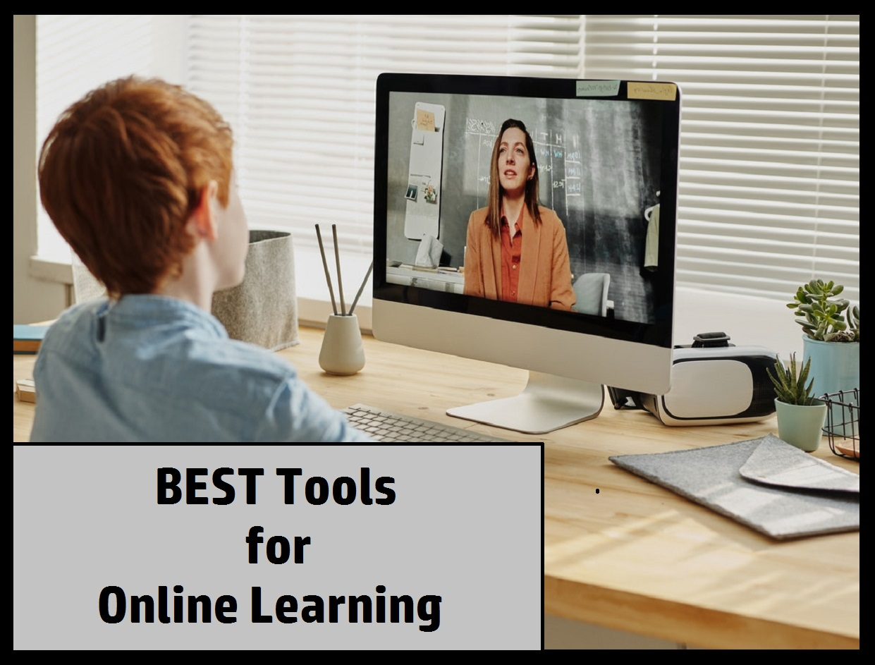 Shows Student Learning Online